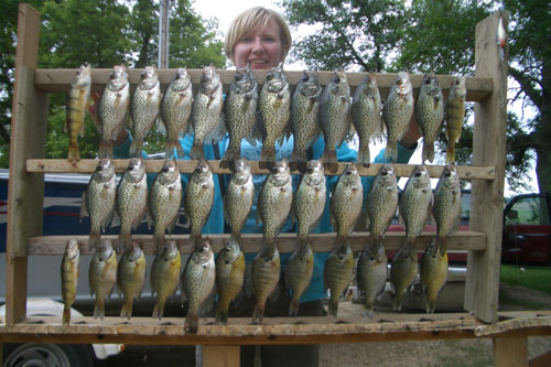 My wife and I had a great outing back when the limit was 30 a person