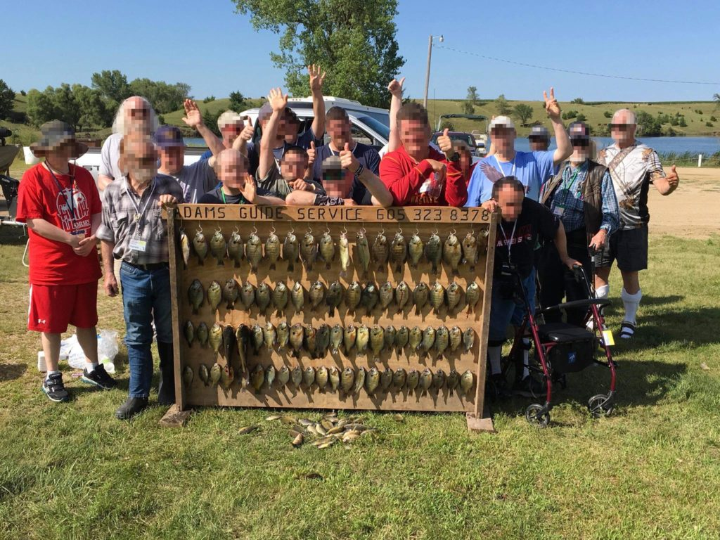 Adams Guide Service - Walleye and Crappie Fishing
