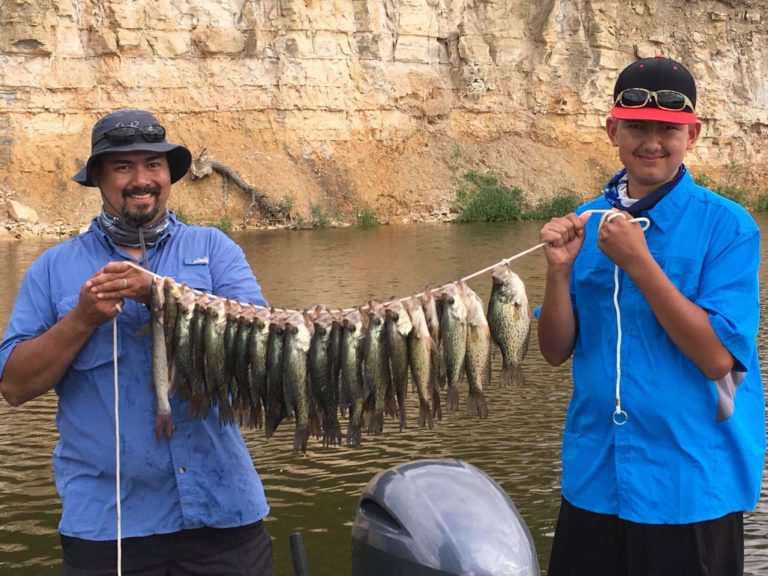 Panfishing Photo Gallery - Crappie, bluegill and ...